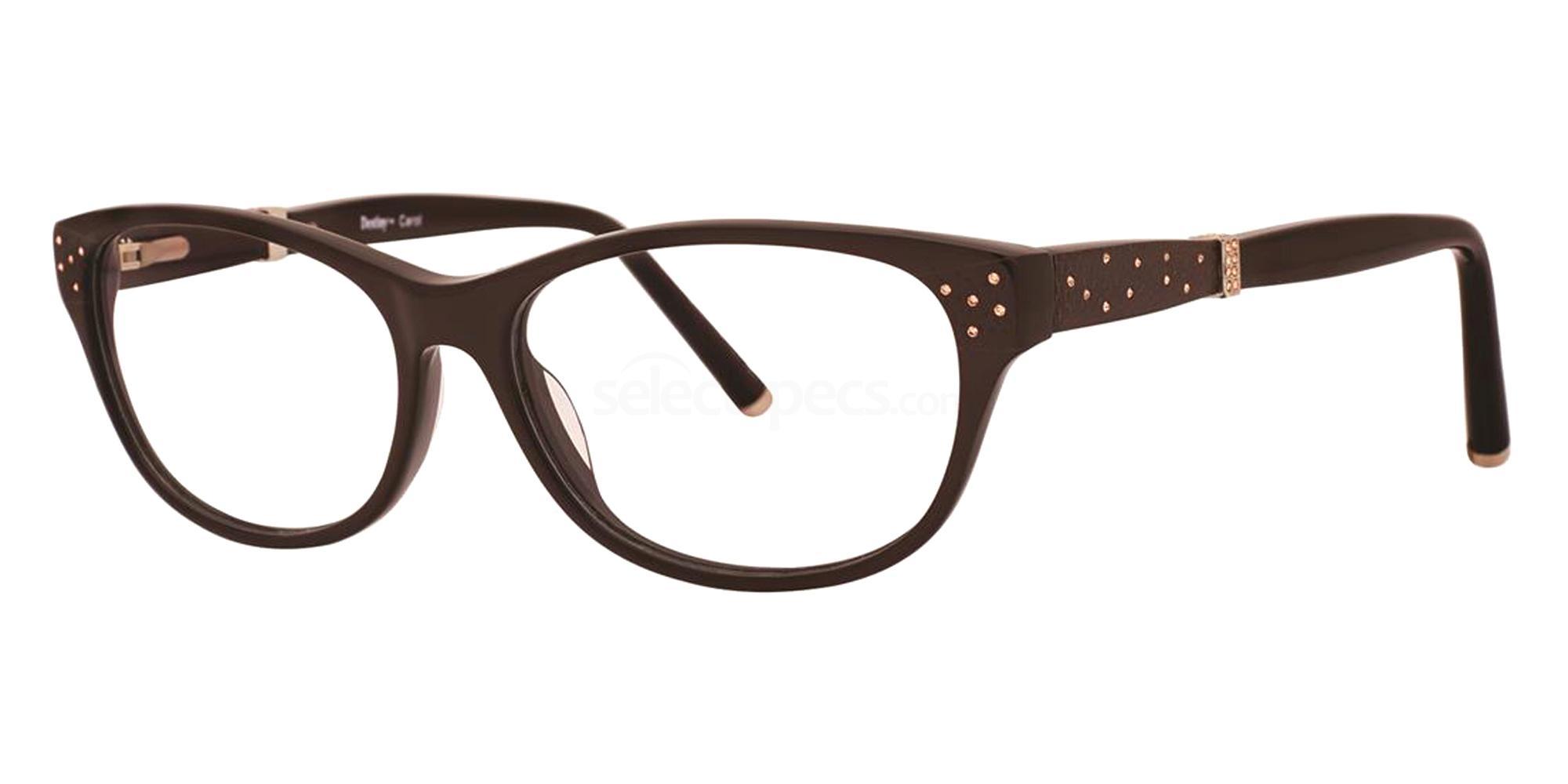 Brown CAROL Glasses, Destiny