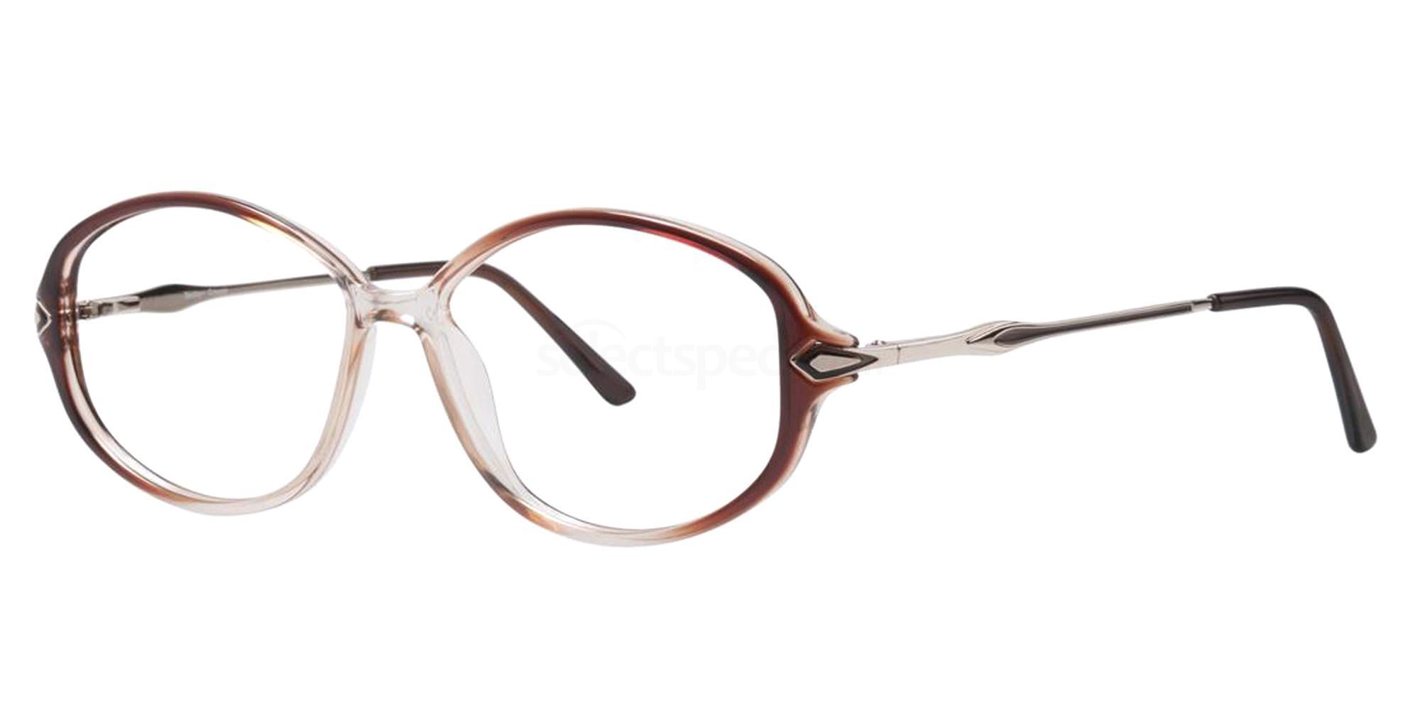 Brown ODESSA Glasses, Destiny