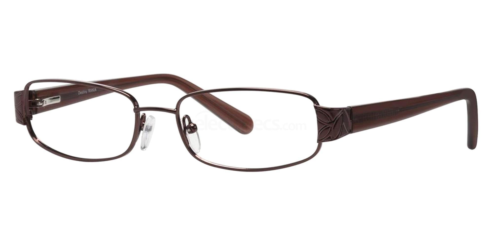 Brown RANIA Glasses, Destiny