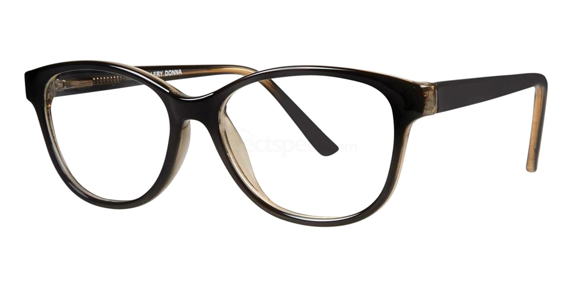 Black Tan DONNA Glasses, Gallery