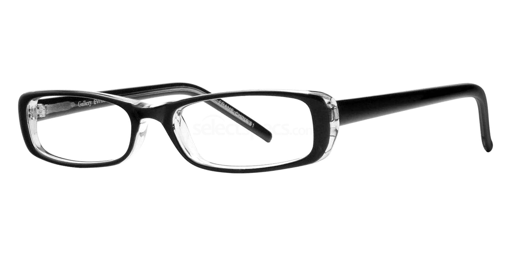 Black EVITA Glasses, Gallery