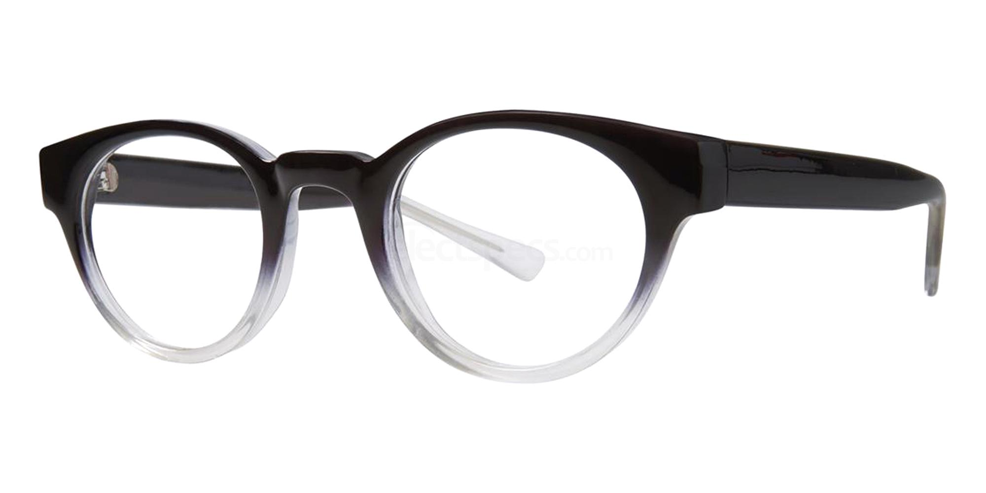 Black Gradient EZRA Glasses, Gallery