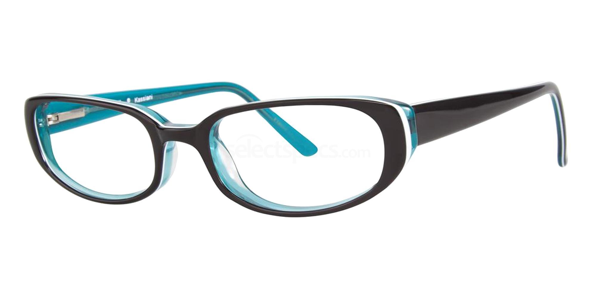 Black KASSIANI Glasses, Gallery