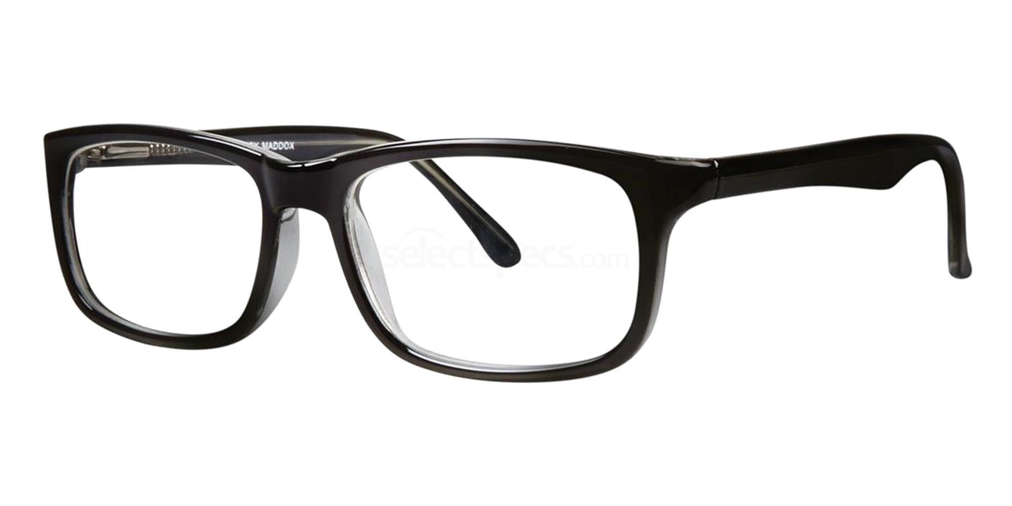 Black Crystal MADDOX Glasses, Gallery