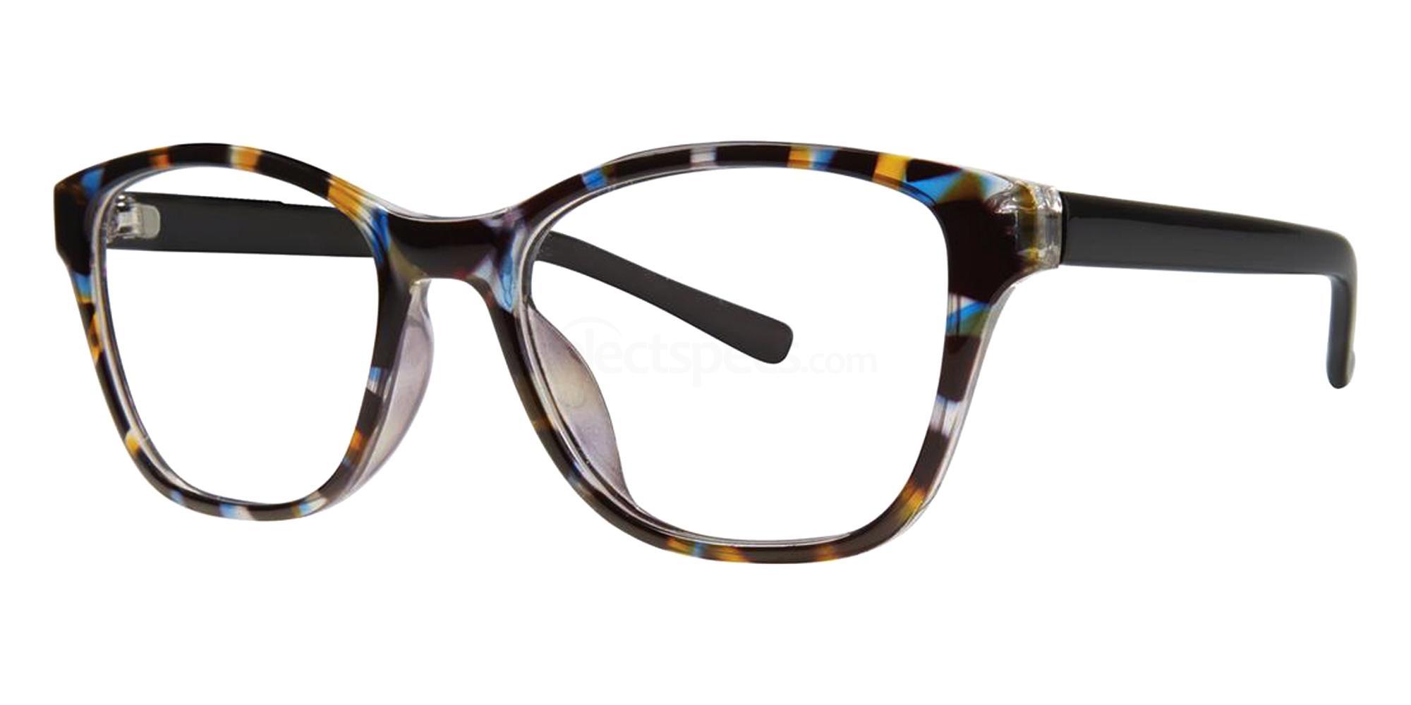 Blue Tortoise SHELBI Glasses, Gallery