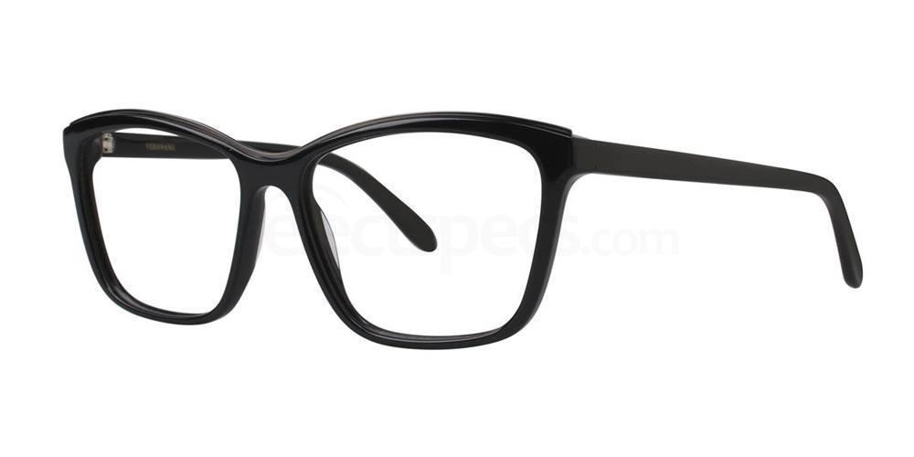Black V381 Glasses, Vera Wang