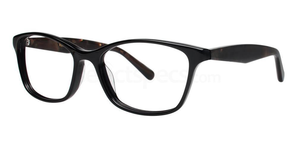 Black AMBRE Glasses, Vera Wang