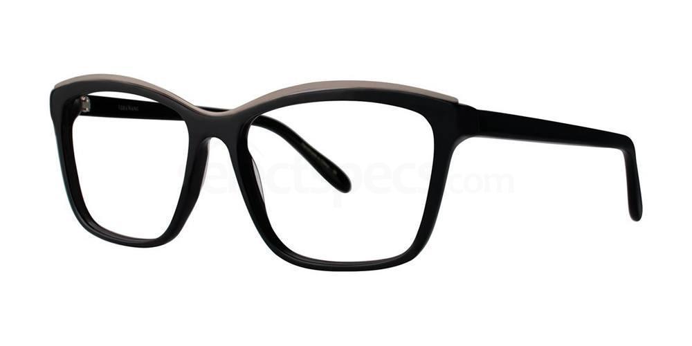 Black ANTHEIA Glasses, Vera Wang