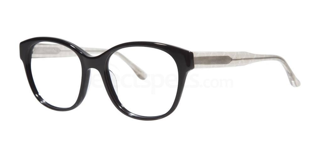 Black GEORGINE Glasses, Vera Wang