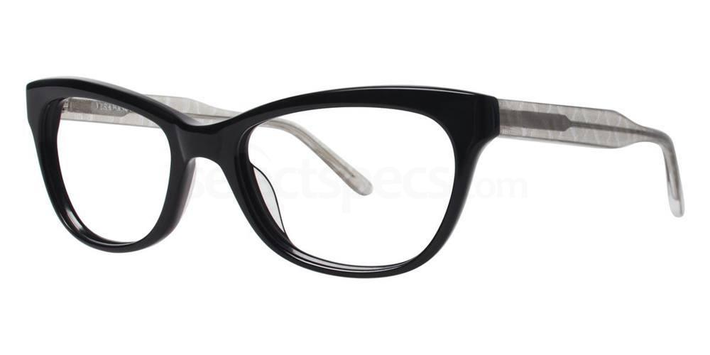 Black HERMINE Glasses, Vera Wang