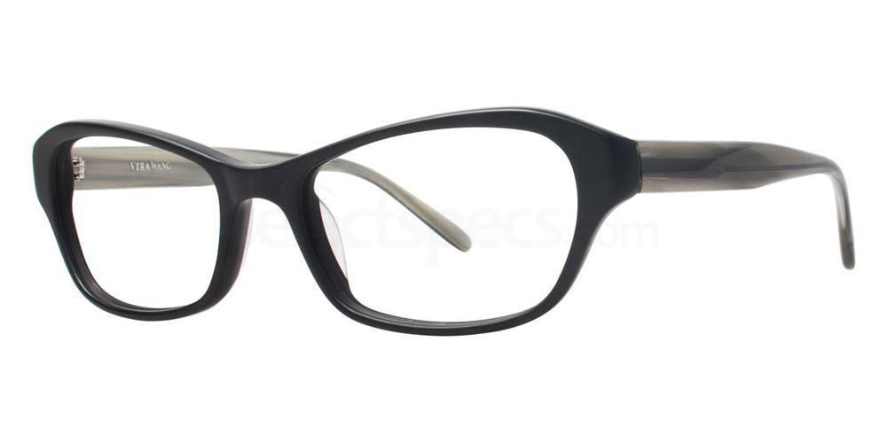 Black ISIS Glasses, Vera Wang