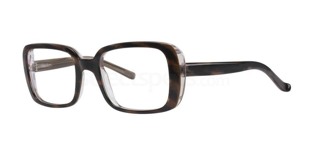 Horn CERISE Glasses, Vera Wang