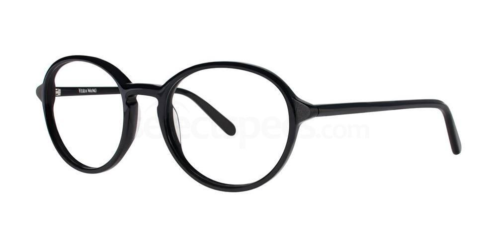 Black NYX Glasses, Vera Wang