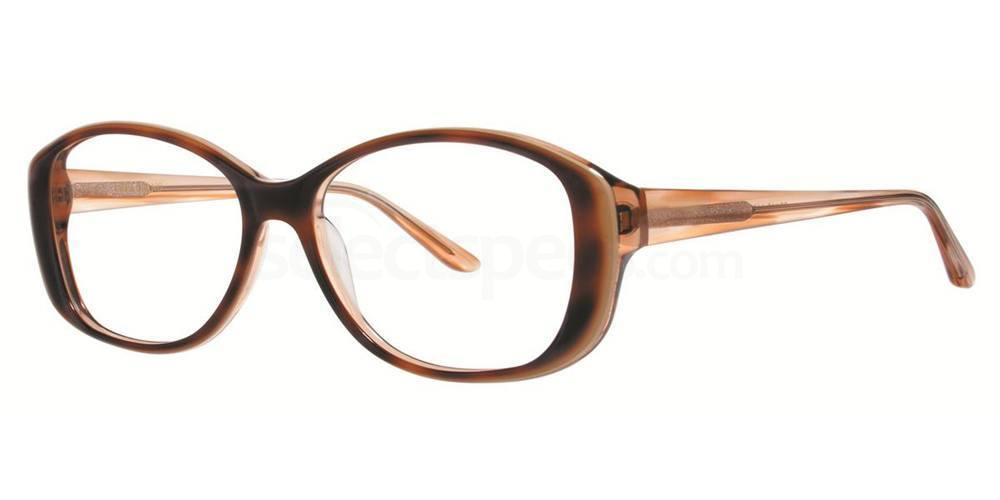 Honey Tortoise TESS Glasses, Vera Wang