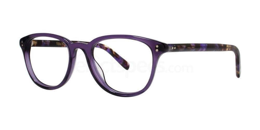 Amethyst LUCIE Glasses, Vera Wang