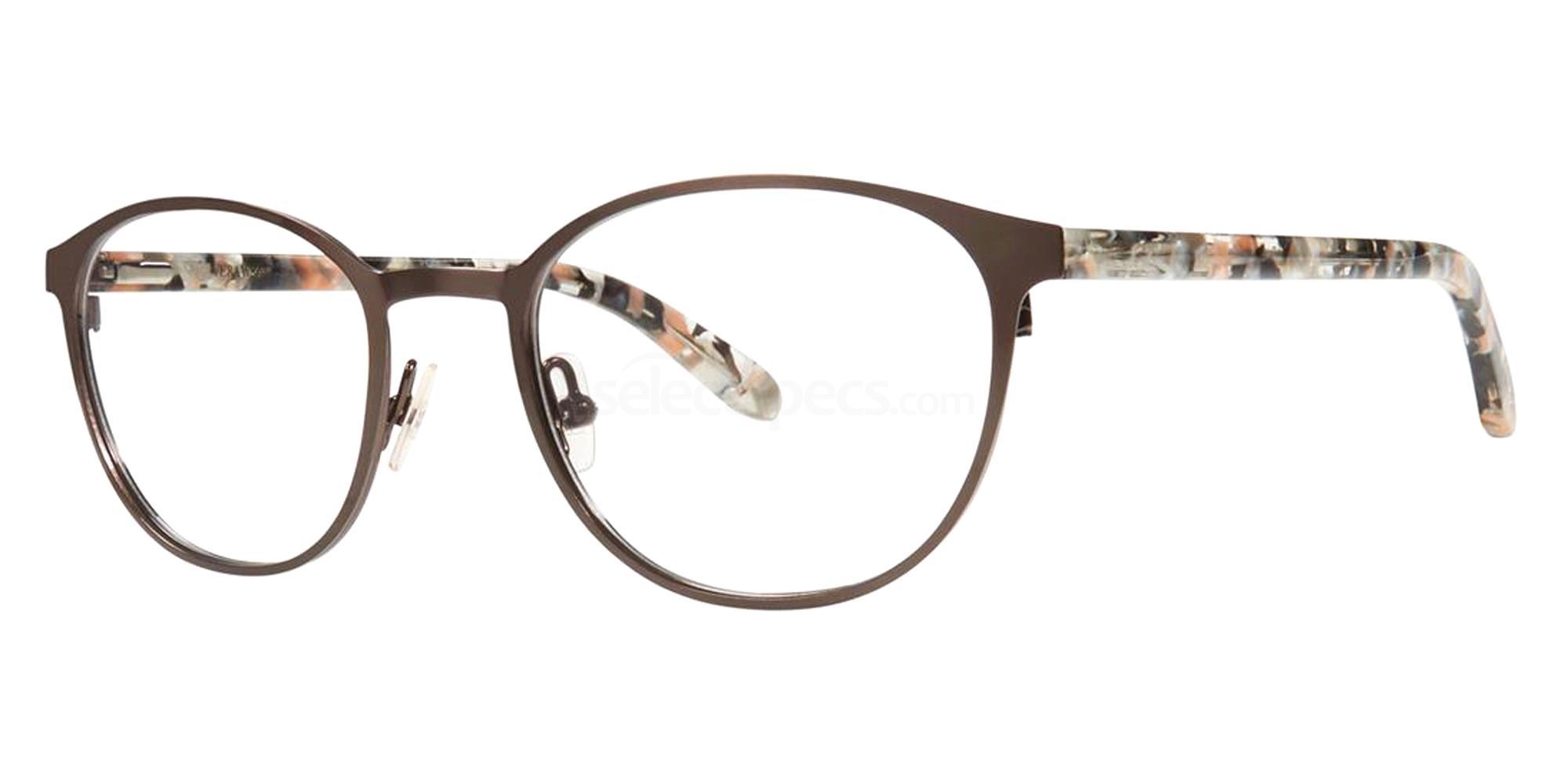 Black V535 Glasses, Vera Wang
