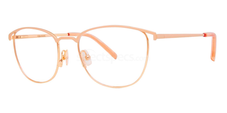 Powder Pink V559 Glasses, Vera Wang