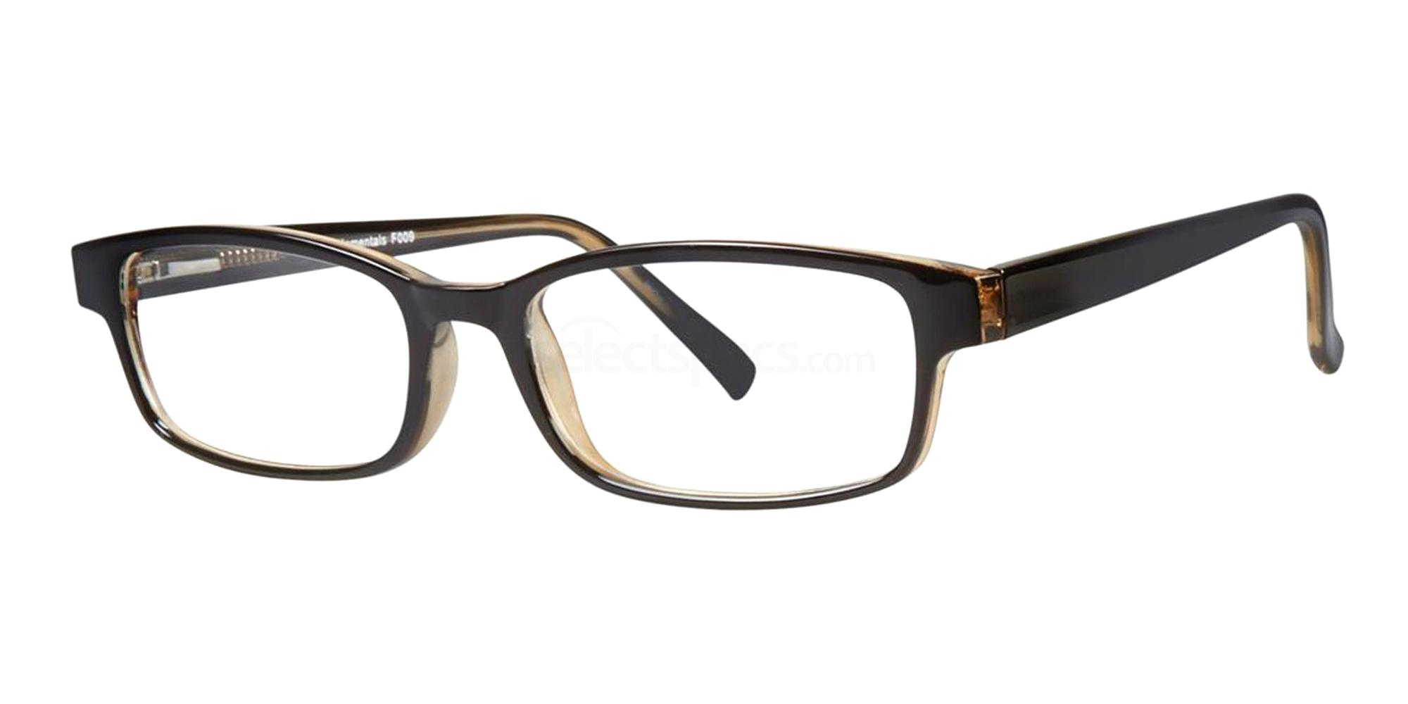 Black Tan F009 Glasses, Fundamentals