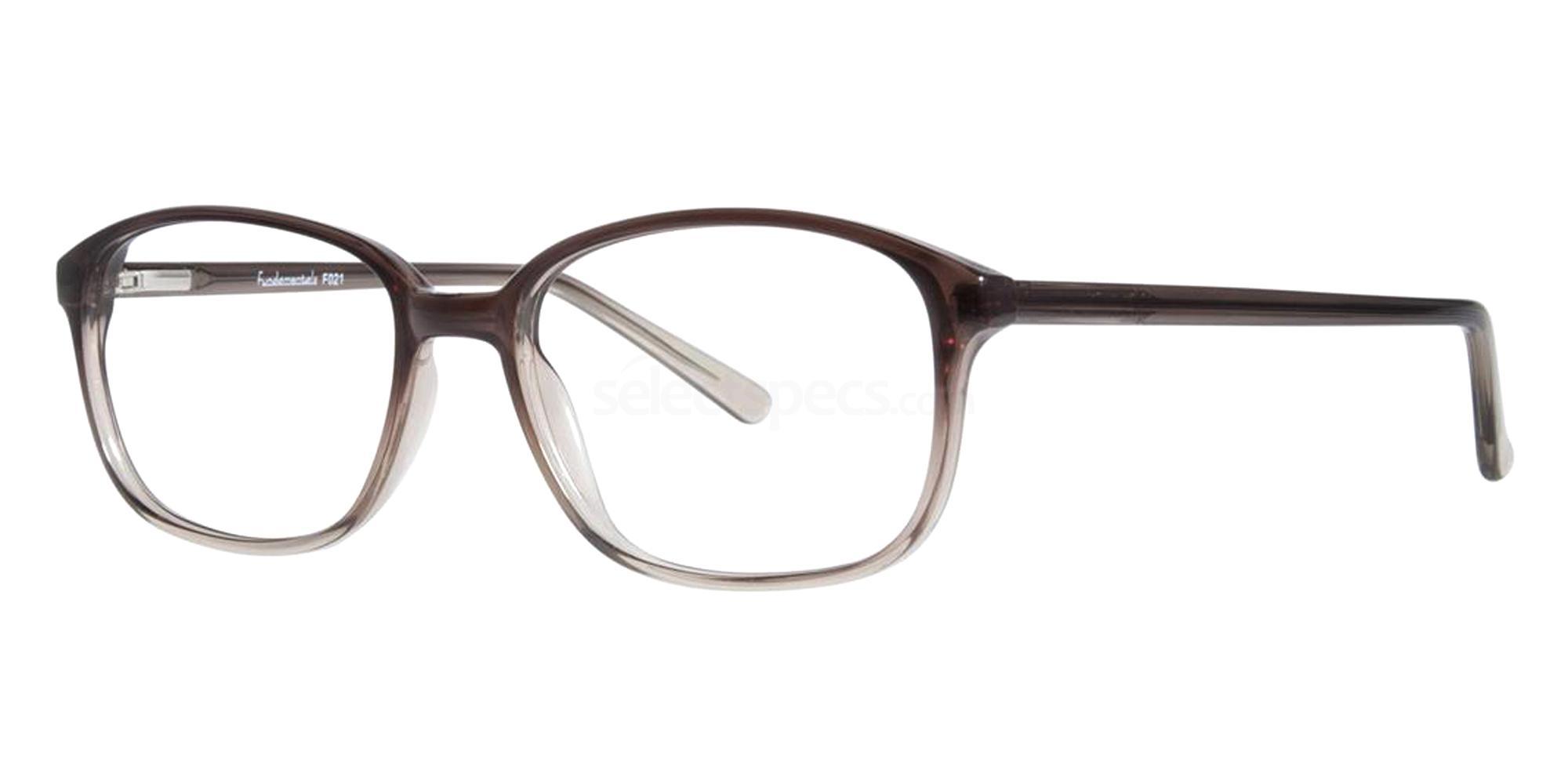 Black Fade F021 Glasses, Fundamentals