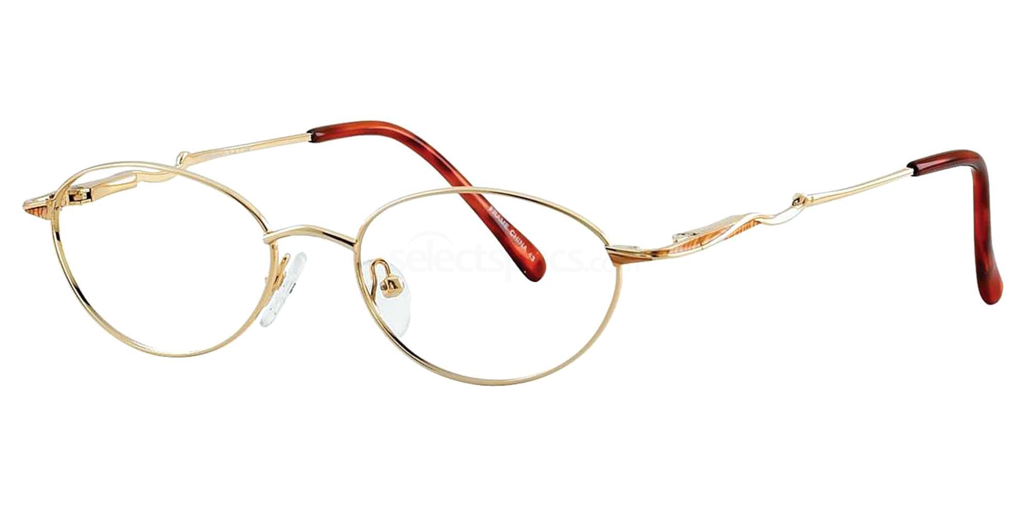 Gold F109 Glasses, Fundamentals
