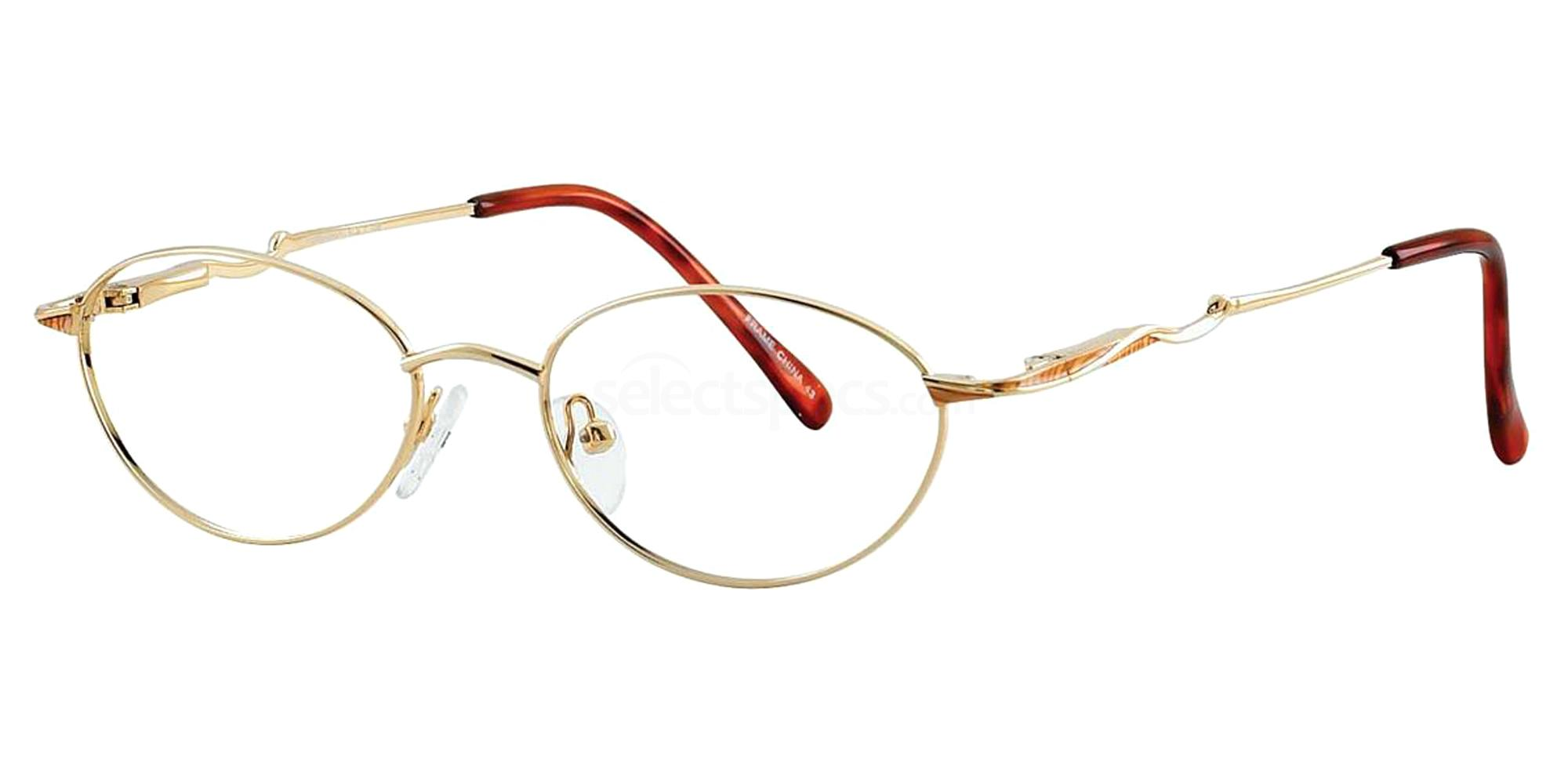 Gold F109 Glasses, Fundamentals