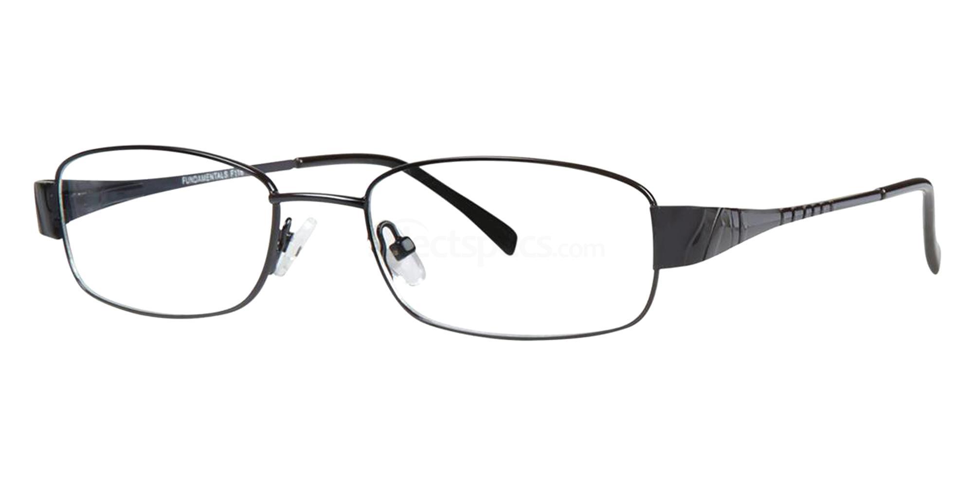 Black F116 Glasses, Fundamentals