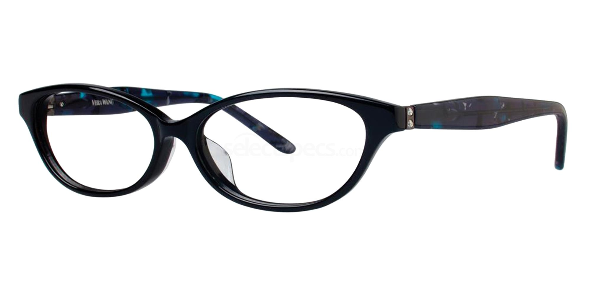 Black VA11 Glasses, Vera Wang Alternative Fit