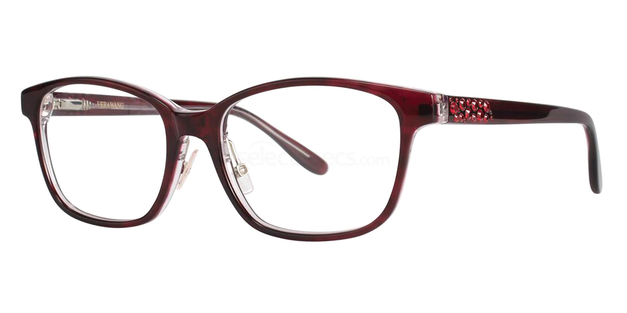 Berry VA21 Glasses, Vera Wang Alternative Fit