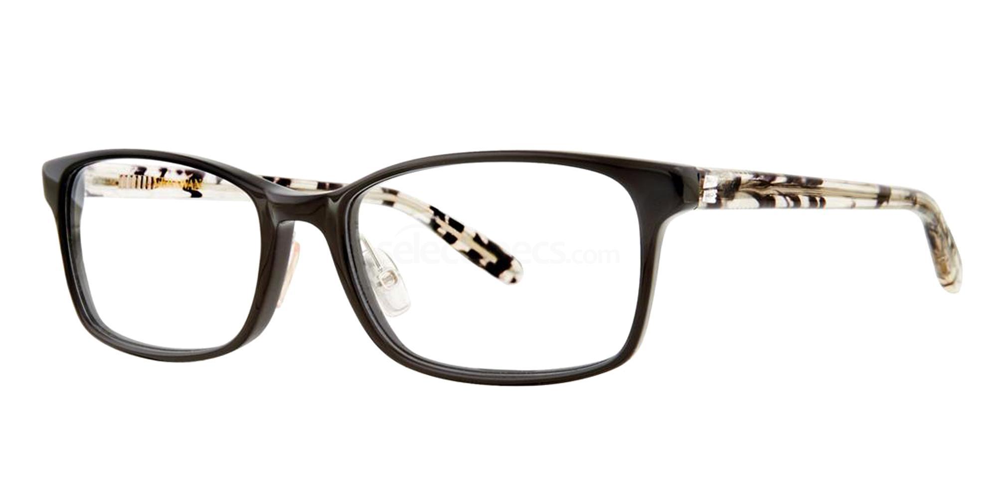 Black VA28 Glasses, Vera Wang Alternative Fit