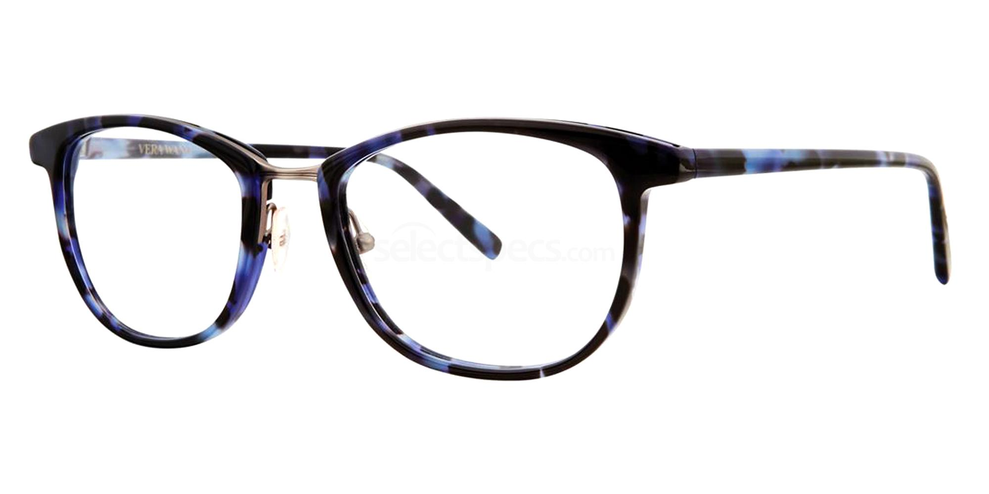 Azure VA30 Glasses, Vera Wang Alternative Fit