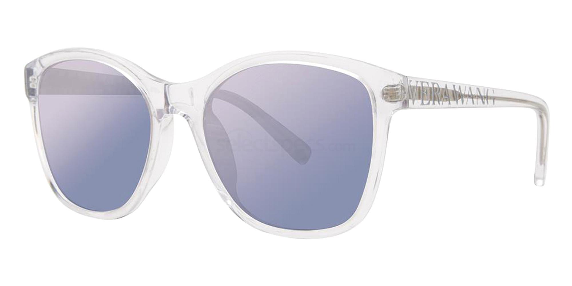 Crystal VAS3 Sunglasses, Vera Wang Alternative Fit