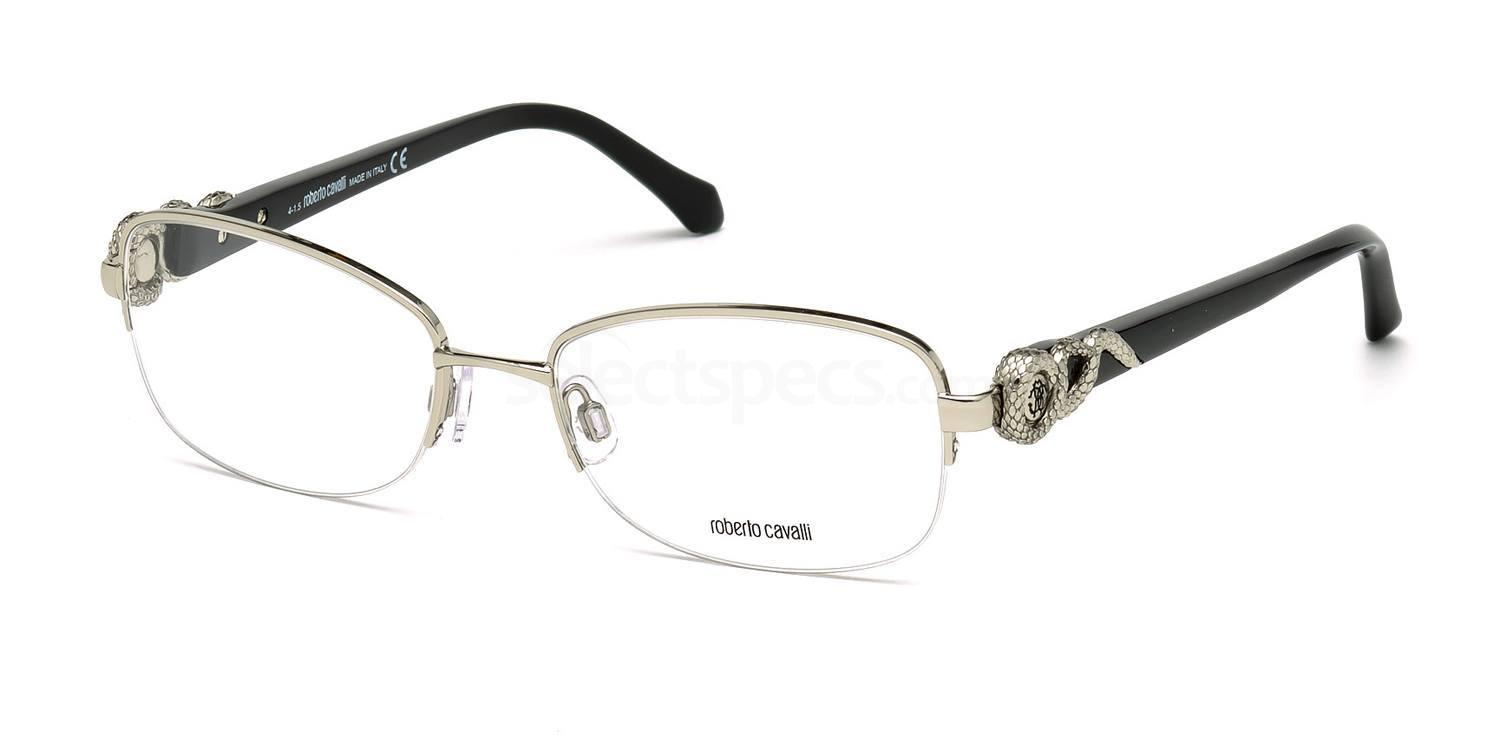 016 RC0967 Glasses, Roberto Cavalli