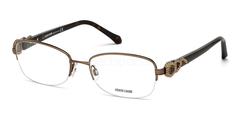 034 RC0967 Glasses, Roberto Cavalli
