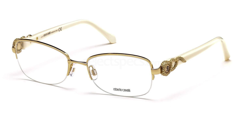 A28 RC0967 Glasses, Roberto Cavalli
