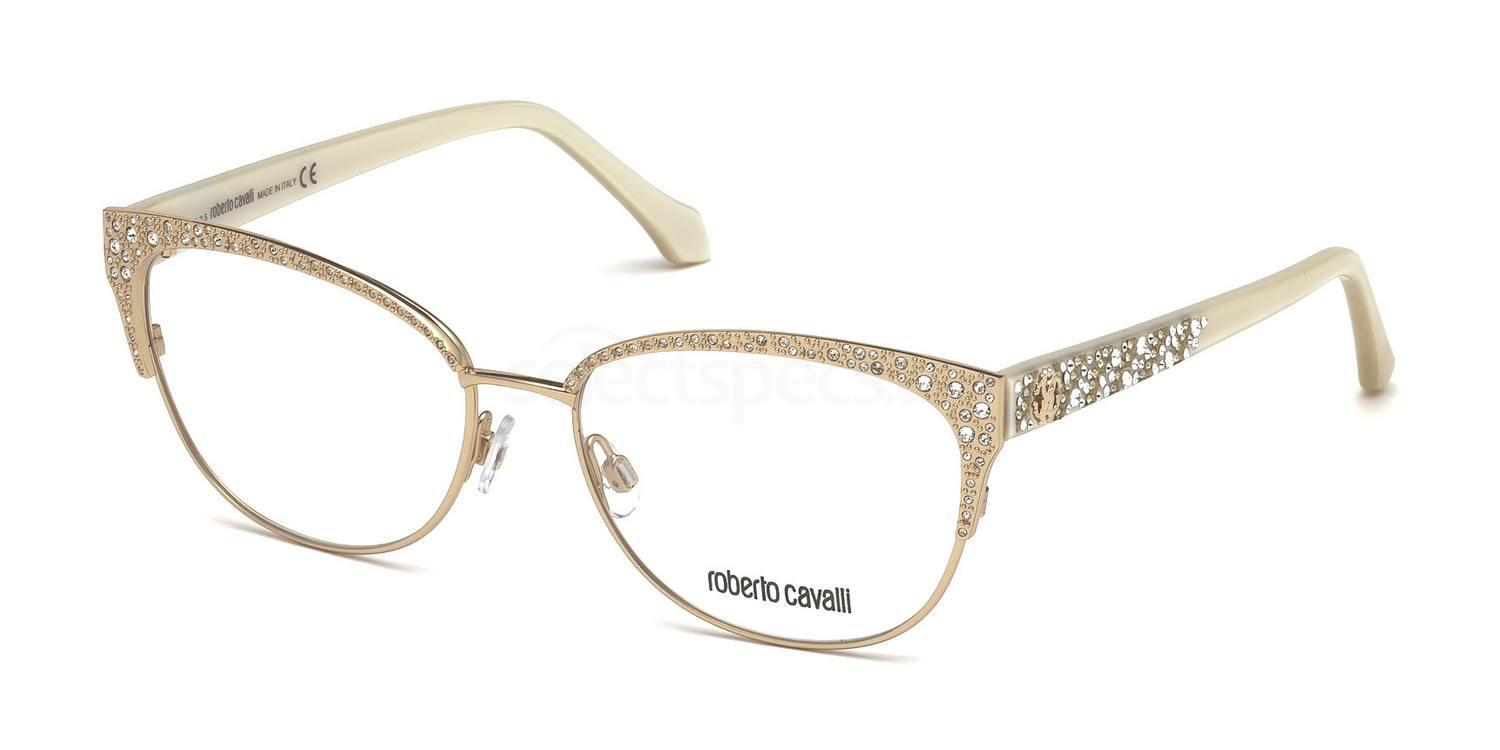 028 RC5001 Glasses, Roberto Cavalli