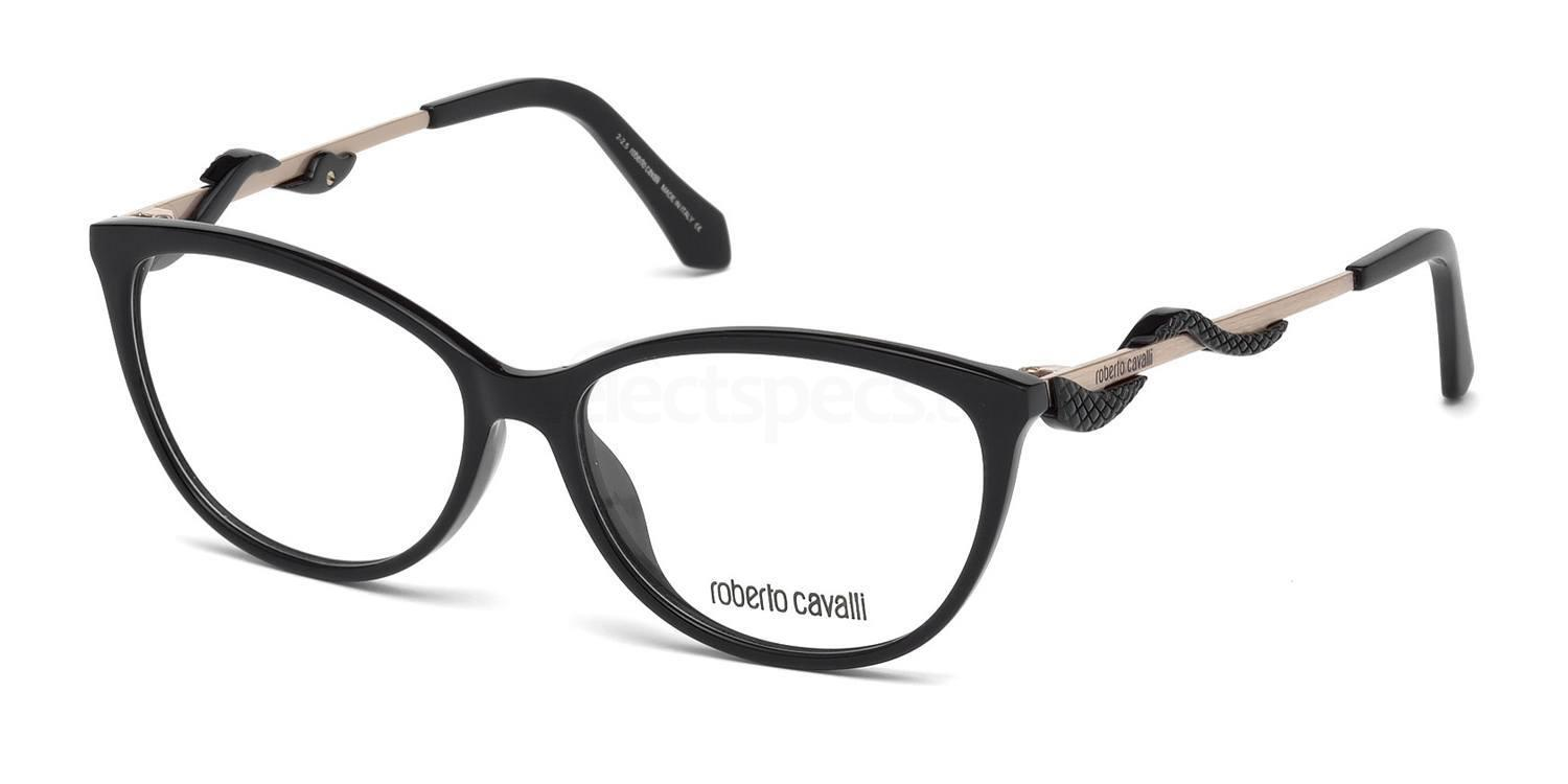 001 RC5007 Glasses, Roberto Cavalli