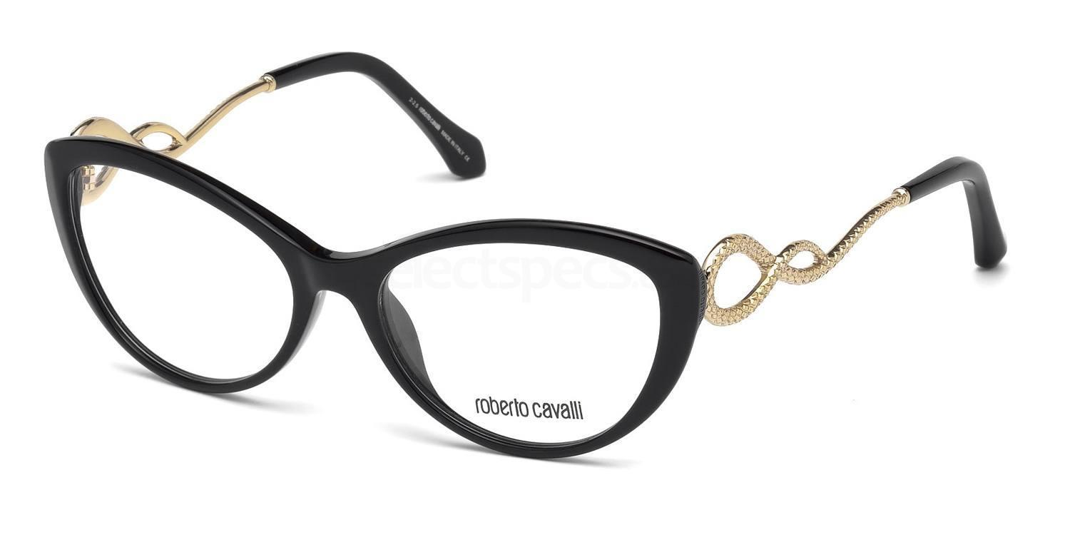 001 RC5009 Glasses, Roberto Cavalli