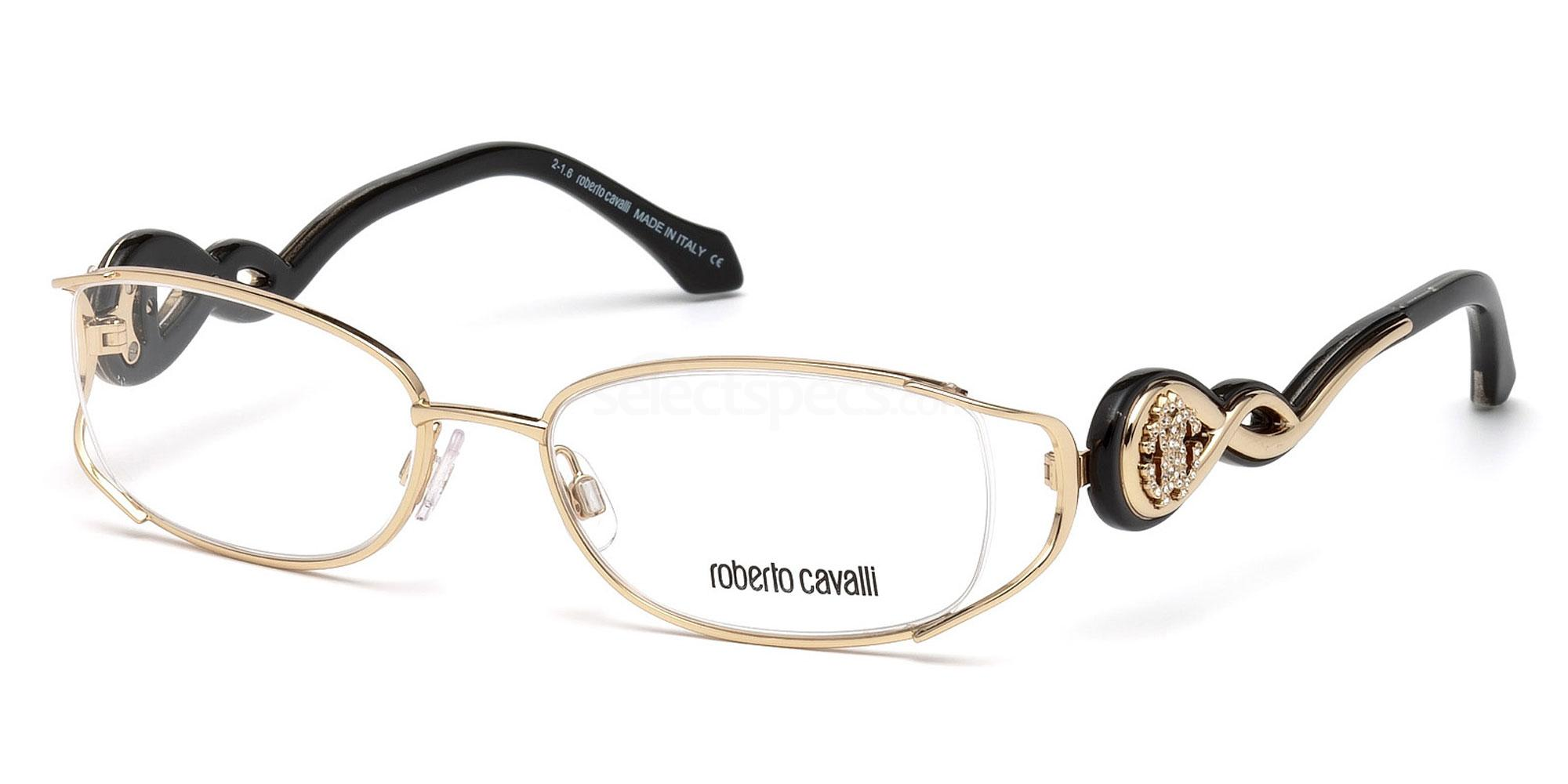 028 RC5028 Glasses, Roberto Cavalli