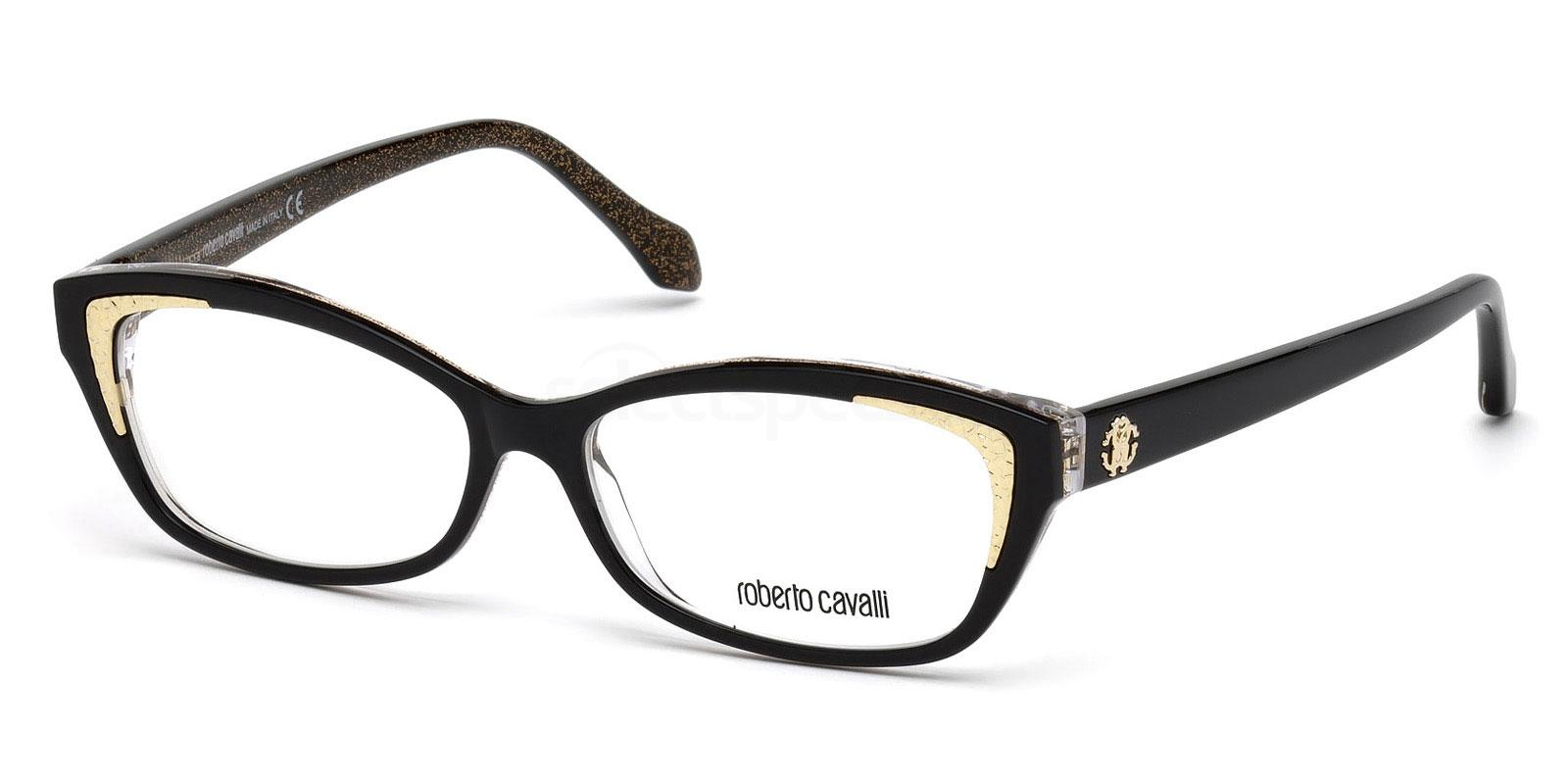 001 RC5034 Glasses, Roberto Cavalli