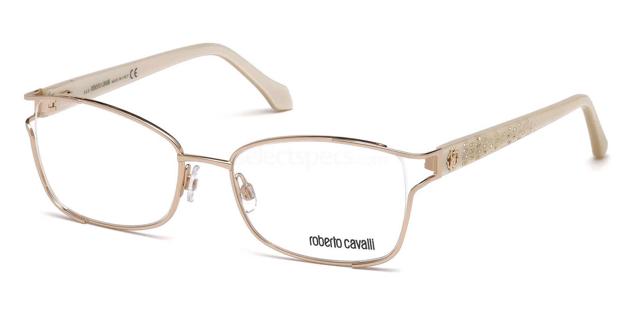 028 RC5016 Glasses, Roberto Cavalli
