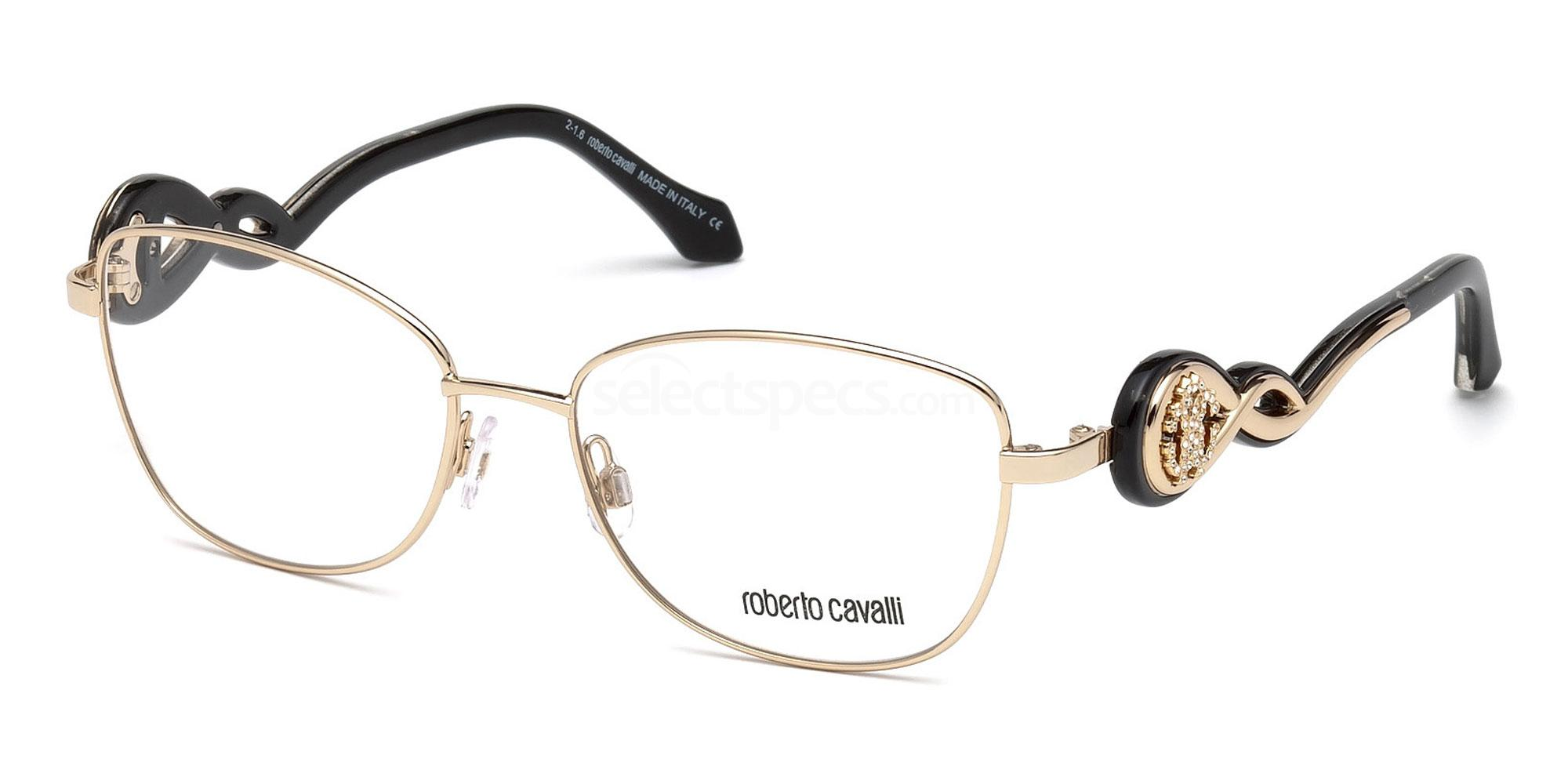 028 RC5027 Glasses, Roberto Cavalli
