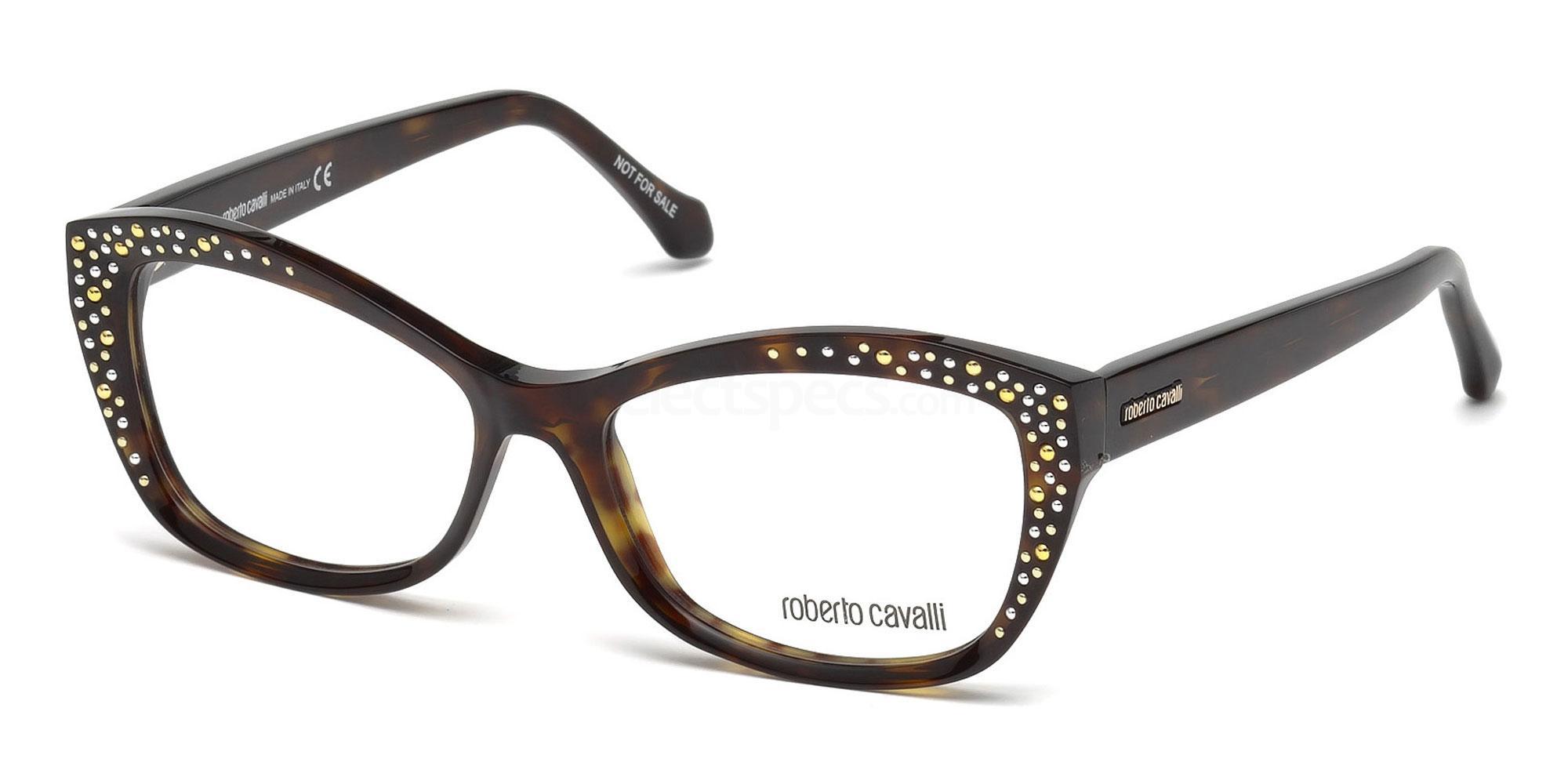 052 RC5037 Glasses, Roberto Cavalli