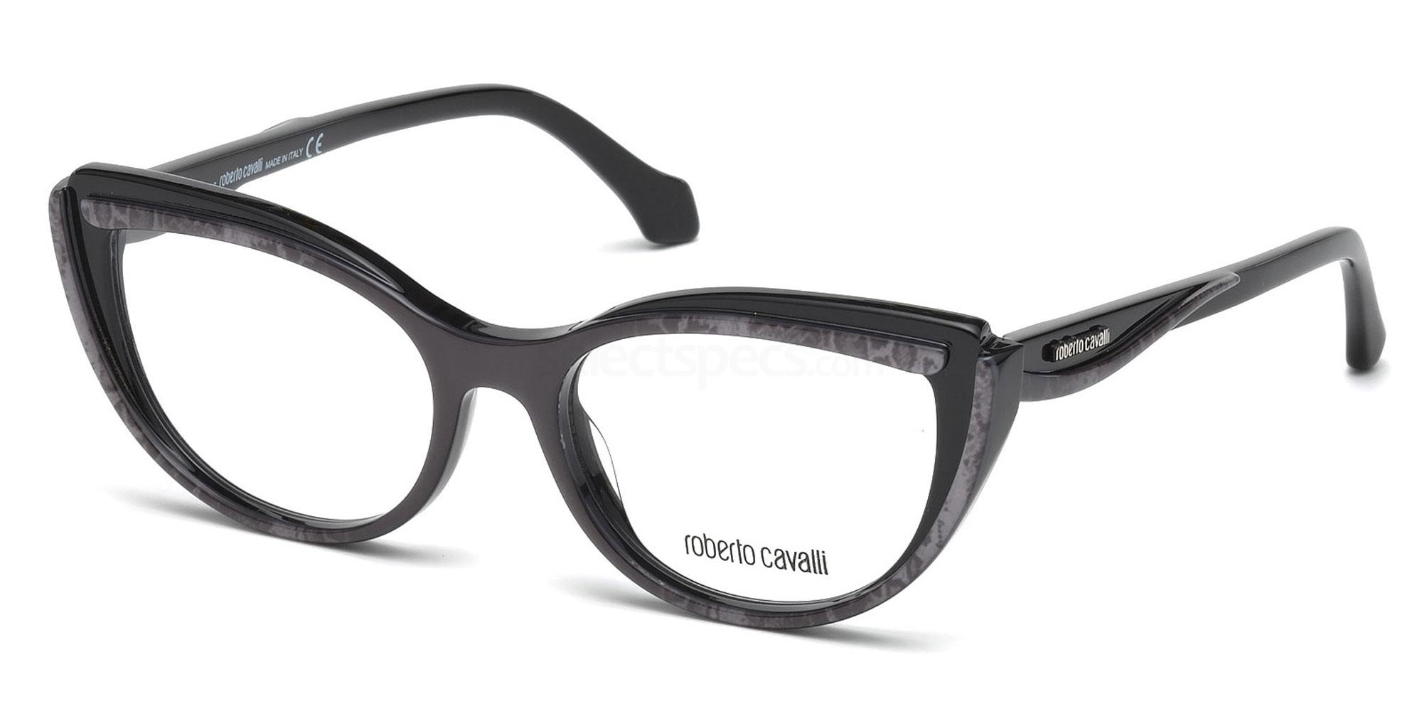 005 RC5043 Glasses, Roberto Cavalli