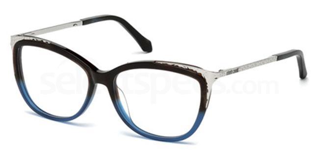 A56 RC5031 Glasses, Roberto Cavalli