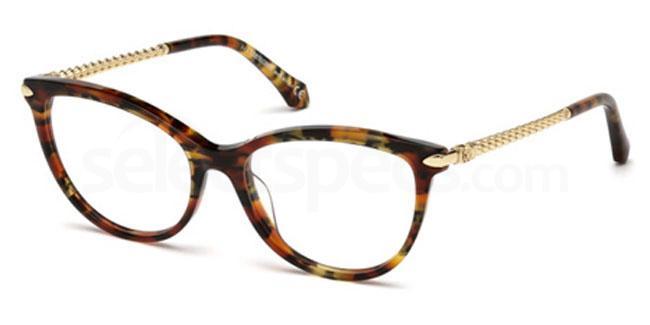 A55 RC5045 Glasses, Roberto Cavalli