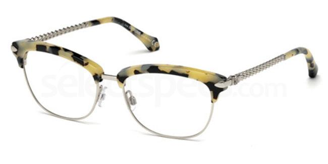 055 RC5046 Glasses, Roberto Cavalli