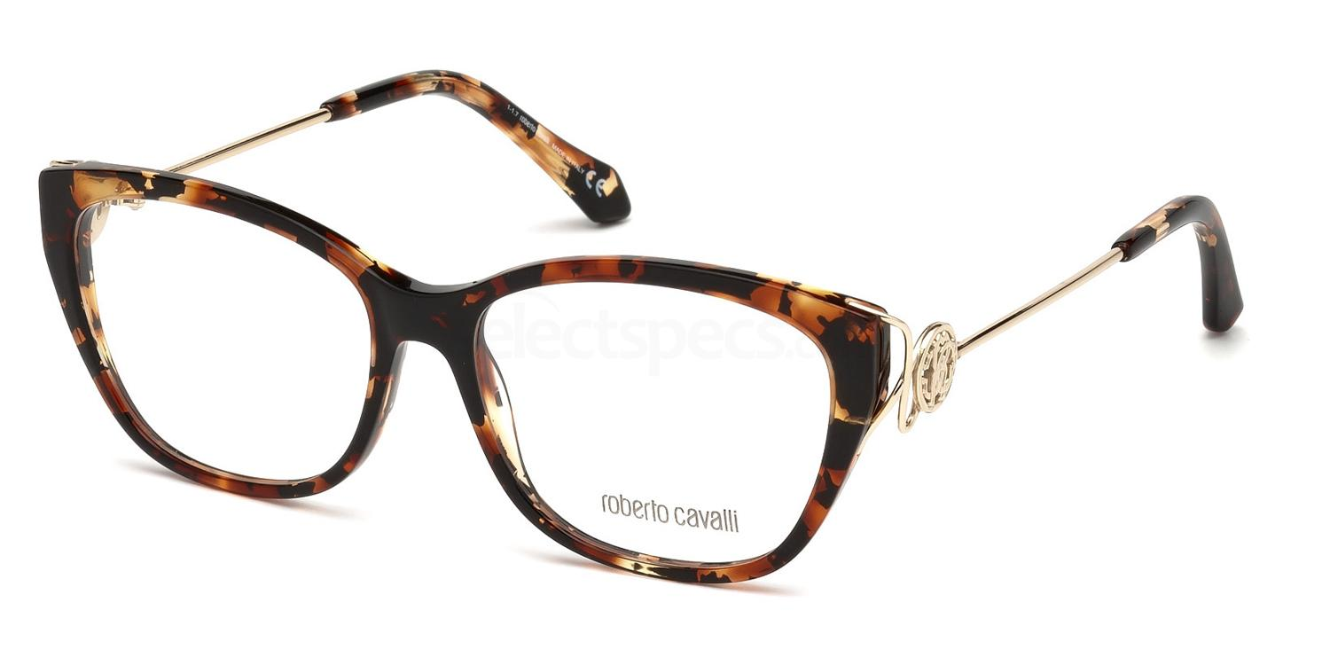 055 RC5051 Glasses, Roberto Cavalli