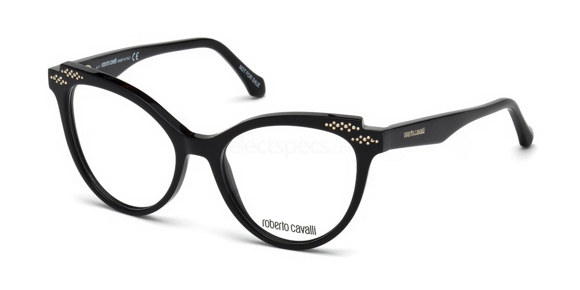 001 RC5064 Glasses, Roberto Cavalli