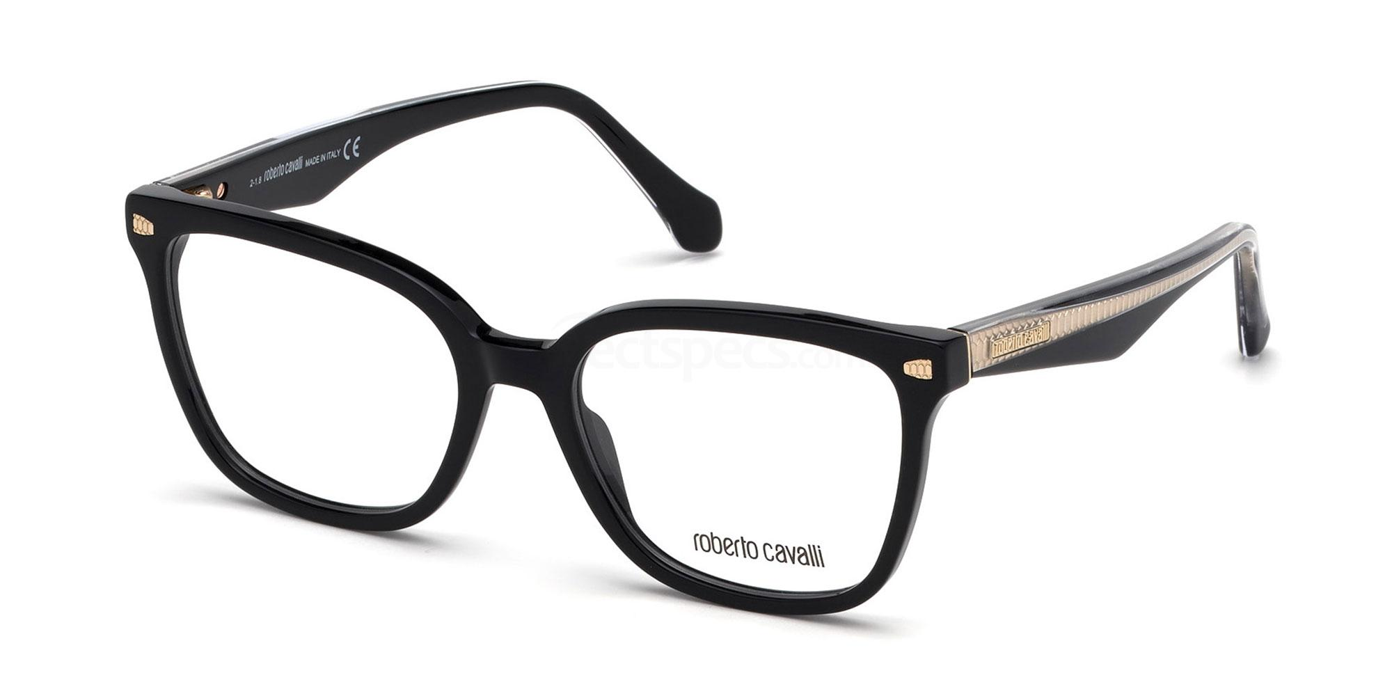 001 RC5078 Glasses, Roberto Cavalli