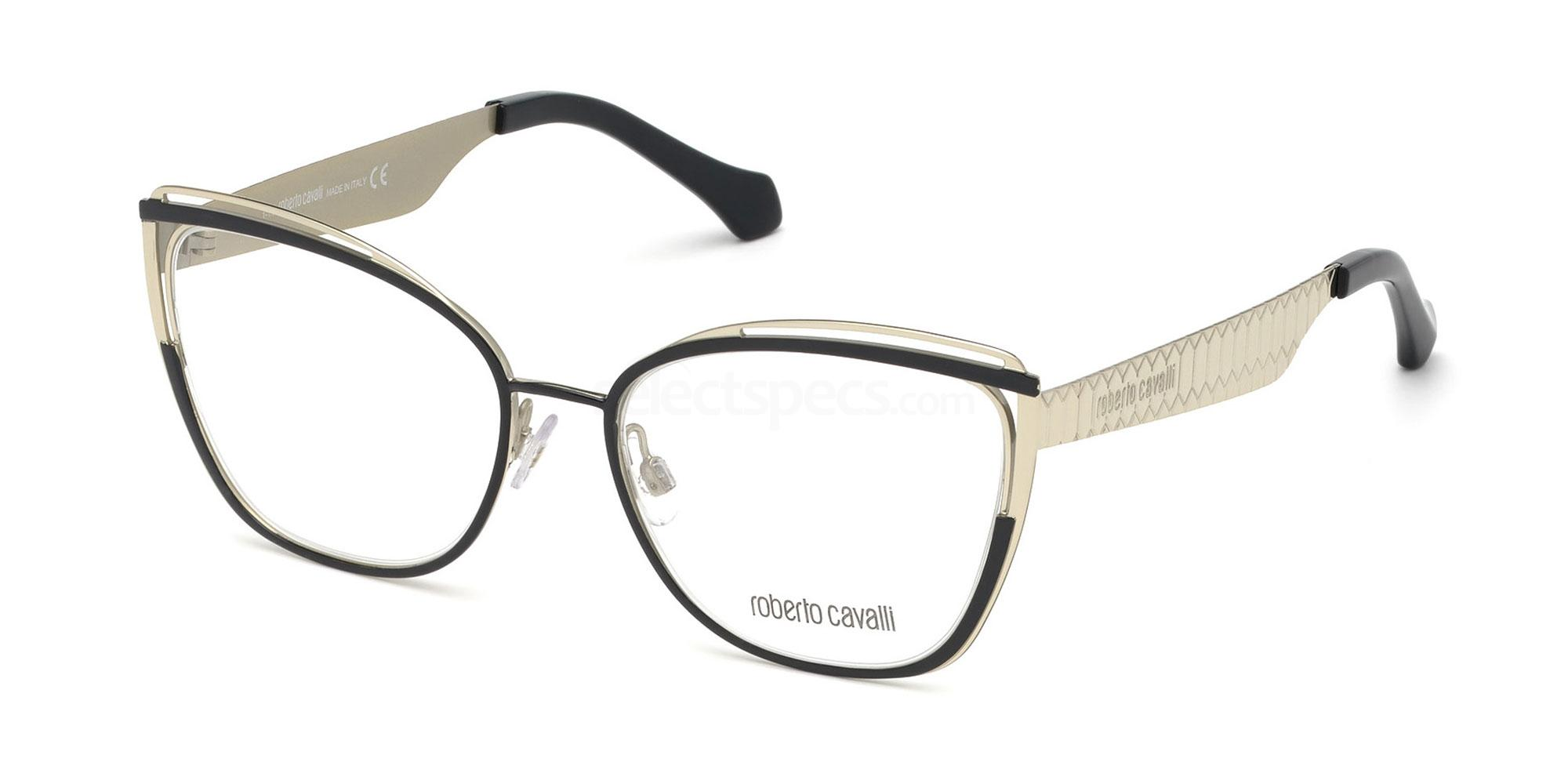 001 RC5081 Glasses, Roberto Cavalli